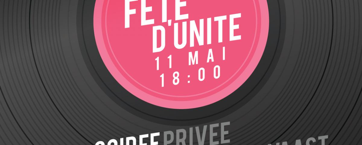 Fête Unité 2019